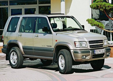 Isuzu Trooper 3,5