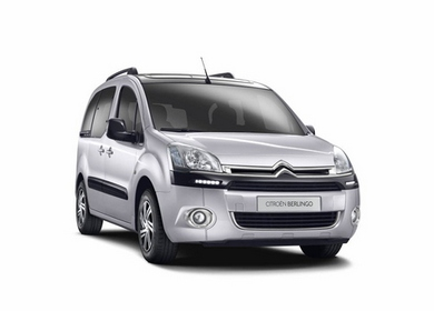 Citroen Berlingo Multispace и Berlingo Trek 2012-2013