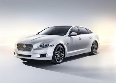 Тест-драйв Jaguar XJ Ultimate 2013