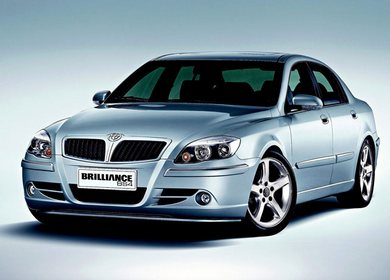 Тест-драйв Brilliance M2 2008